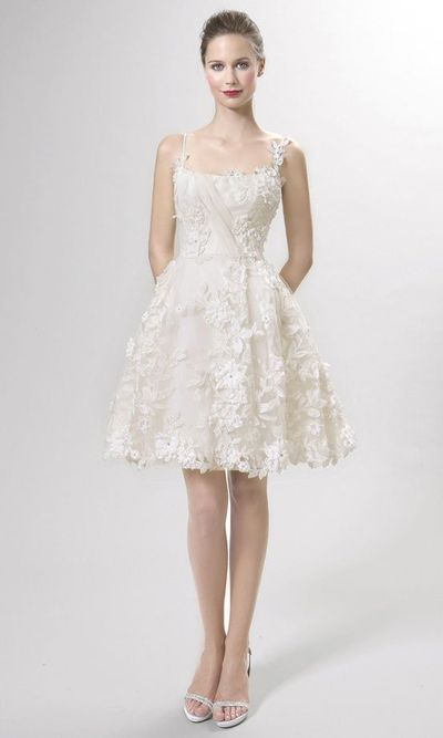 I don't want a short dress, but if I did...