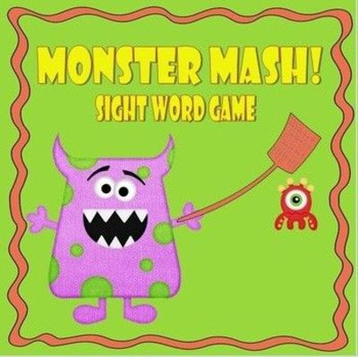 Free and Fun! Great as a word work game for first and second grade dolch sight words.