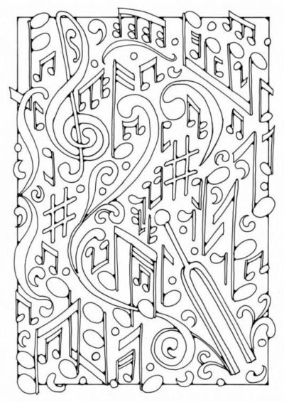 graphic coloring pages - photo#18
