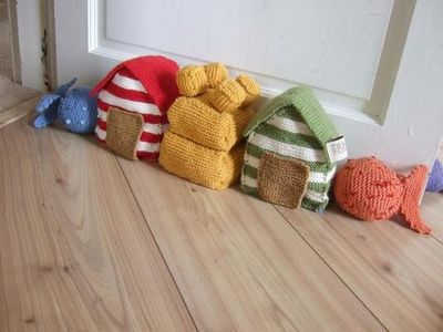 Kirsties Draught Excluder Knitting Pattern Knits And Kits