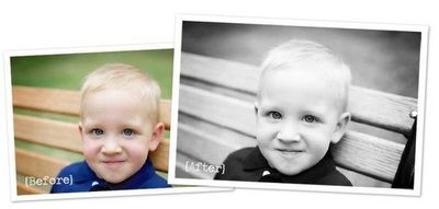 Simple Yet Effective Black and White Conversion in Photoshop