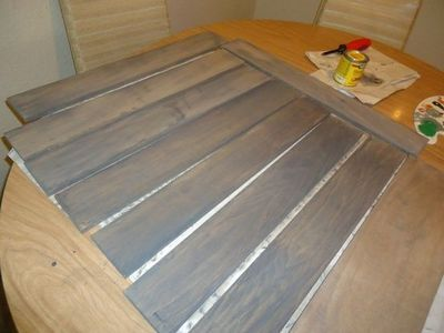 Minwax Classic Gray 271 Wood Stain For The Door For My Kitchen