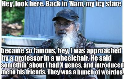 Love Uncle Si! / funny stuff - Juxtapost