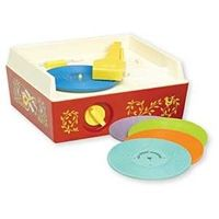 Fisher Price Record Player.