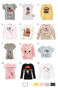 Girls Cats and Dogs Trend