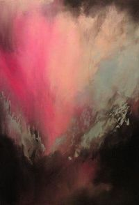 abstract painting- artist unknown