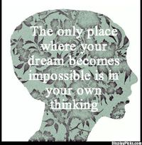 it is all in your head