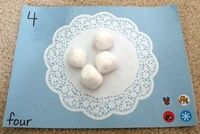 Snowball Counting Activity