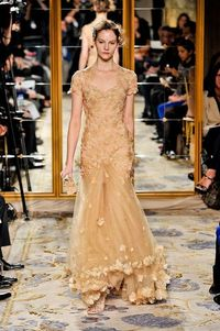 Marchesa Autumn (Fall) / Winter 2012