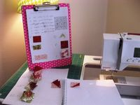 """A Quilt Along with detailed steps and tips for 6"""" Quilt Blocks! Going on now...over at The Scrappy Appleyard"""