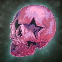 Star Skull artist: Ron English