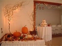 outdoor wedding ideas fall - Google Search