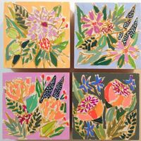 Image of (g) 6x6 Tots :: Sold Individually