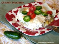 Monterey Tortilla Casserole ~ The Ease of Freeze