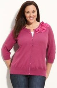 cardigan, plus size