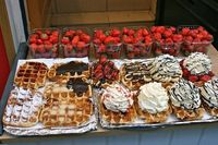 Waffle everything! :D