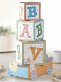 Lots of easy & fun games for a baby shower!