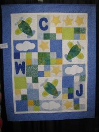 CharlieSkyDreams SantaFeShow.jpg - The Quilting Corner - Melody in Santa Fe - Gallery - MQR Forums