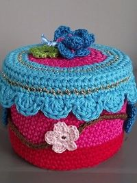 Willewopsie does the cutest stuff, like this charming Basket!
