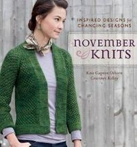 Enter to win a copy of the book November Knits from AllFreeKnitting. Included inside are 17 free knitting patterns that are perfect for fall.