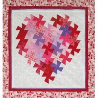 Charmed Heart Pattern