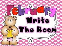 Live, Love, Laugh Everyday in Kindergarten: February...and a FREEBIE