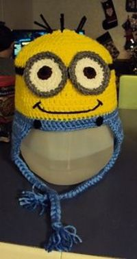 Posts similar to: FREE MINION HAT PATTERN!!!! - Juxtapost
