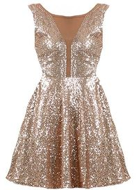 New Year's Kiss Dress, adorable!
