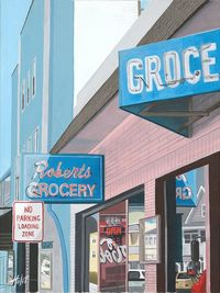 Roberts Grocery by ReEcoShop on Etsy, $80.00, Wrightsville Beach, how I miss you!!!
