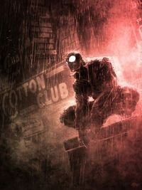 Spiderman Noir