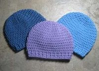 Free crochet and knitting patterns: hats