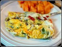 Omelet in Ziploc Bag... Who would have thought making omelettes could be this dang simple? Gotta try it!