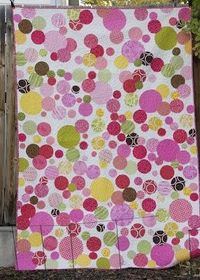 from the blue chair: A Twin Bubbles Quilt