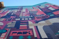 Perspective on a Mural, 2009