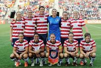 Olympics 2012 - Women's Soccer Team