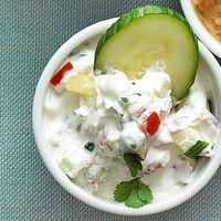 Cucumber Party Dip Love It!