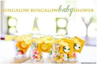 Jungalow Bungalow Baby Shower By Pizzazzerie