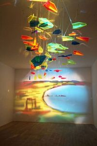 Shadow Paintings - Rashad Alakbarov