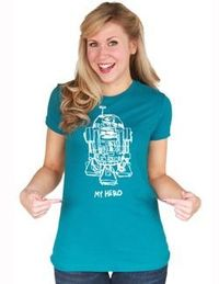 Star Wars R2-D2 Hero Tee