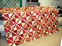 double four-patch from www.MaryQuilts.com