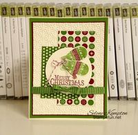 Stamp 4 Fun with Selene Kempton ~ Stampin' Up! Independent Demonstrator: Gumball Swap ~ Chock-Full of Cheer Preview