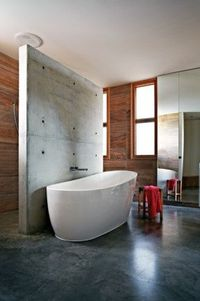 Concrete | Soaking Bath