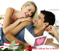 Valentine's Ideas for a Wife