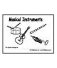 Pre-school music activities, coloring pages, etc.