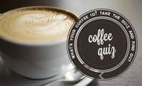 coffee quiz