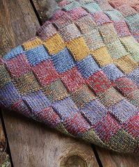 Entrelac...want to do!