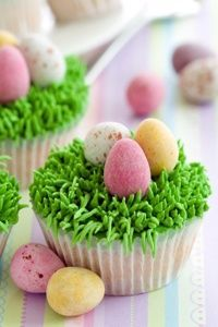 Cute cupcake ideas for Easter