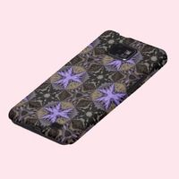 Purple Stars Samsung Galaxy S2 Cases