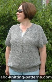 Free Sweater Knitting Pattern