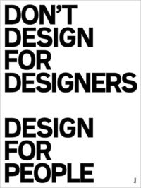 20 Posters of Bite-Sized Design Wisdom, Made In Exactly 100 Minutes - DesignTAXI.com